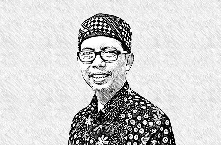 Rokok, Tuhan 9 Senti dan Hilangnya Adab, tenungan di Hari tanpa Tembakau Sedunia 31 Mei 2021 oleh M. Anwar Djaelani, pegiat Islam tinggal di Sidoarjo.