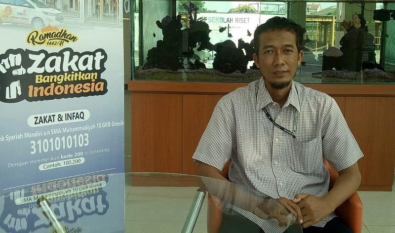 Pemerolehan infaq bulan Ramadhan di Muhammadiyah GKB Gresik sebesar 734.563.980. Capaian infaq ini diperoleh dari 4 sekolah Muhammadiyah GKB, KL Lazismu GKB, dan Masjid Taqwa.