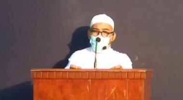 Khutbah Id di Situbondo hanya 8 menit, bahas tujuan akhir puasa. Khotibnya Ketua Majelis Tarjih dan Tajdid Pimpinan Daerah Muhammadiyah (PDM) Situbondo Muhammad Syamsuri.