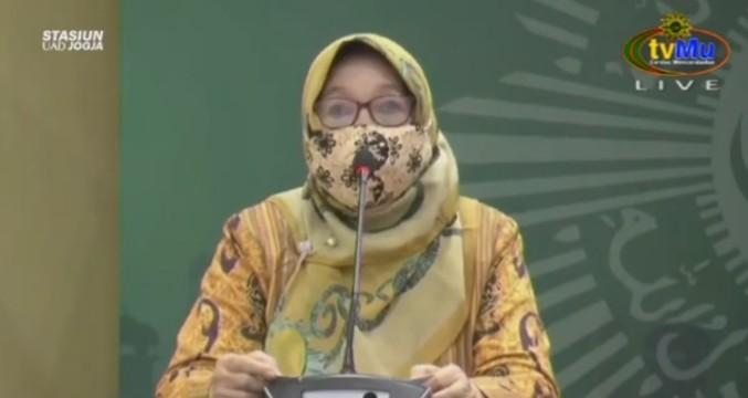 Pasca ramadhan ada tiga kemenangan yang diraih seorang muslim. Hal itu dipaparkan oleh Ketua Pimpinan Pusat (PP) Aisyiyah Dra Hj Shoimah Kastolani.