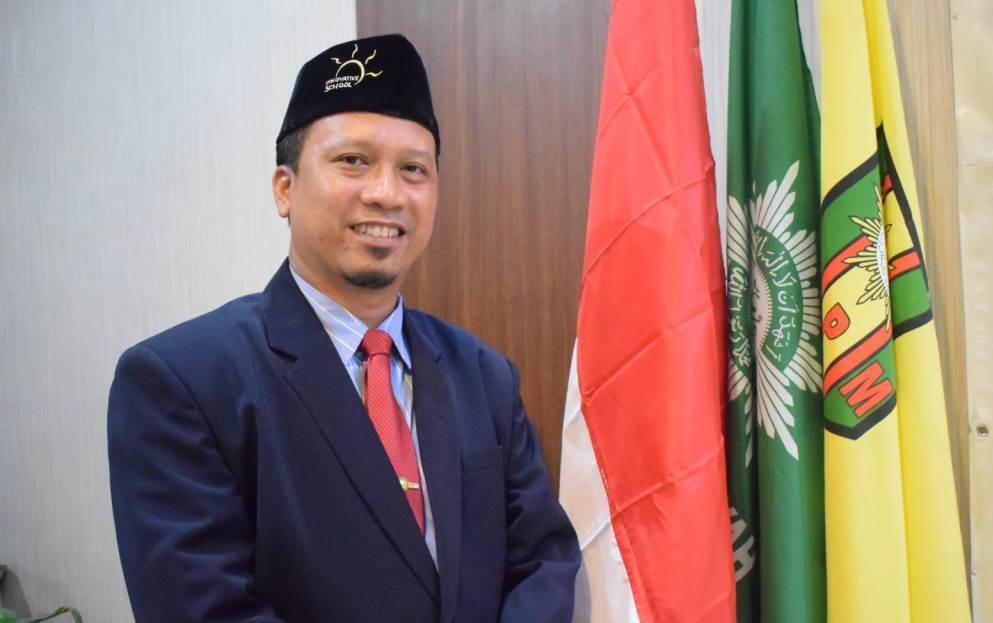 Visi misi antarkan Smamsatu jadi sekolah penggerak, salah satu program dari Kemendikbud untuk memajukan pendidikan Indonesia.