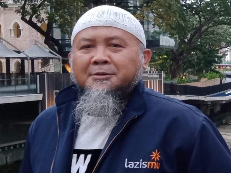 Muhammadiyah itu dijaga Allah, maka teruslah bergerak ditulis oleh Ketua Lazismu Jawa Timur drh Zainul Muslimin.