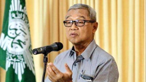 Busyro Muqoddas, Ketua PP Muhammadiyah Bidang Hukum, HAM dan Kebijakan Publik (Istimewa/PWMU.CO)