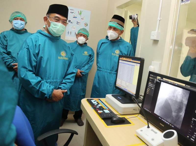 Laboratorium Kateterisasi Jantung RS Khodijah