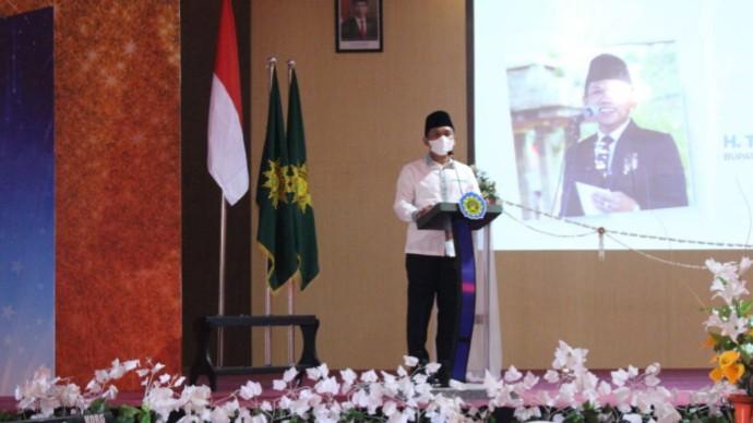 Muhammadiyah NU itu pondasi untuk meningkatkan kesejahteraan masyarakat. Hal itu diungkapkan oleh Bupati Lumajang H Thoriqul Haq MML , Sabtu (26/6/2021).