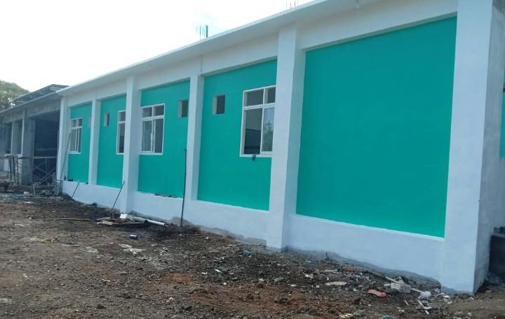 SPEAM siapkan asrama baru untuk sambut tahun ajaran baru 2021/2022. Bangunan 16 kamar ini berlokasi di sebelah selatan Masjid Ibrahim Kompleks Kampus SPEAM Putra.