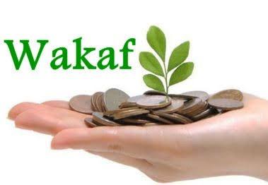 Wakaf dan tantangan lembaga keuangan syariah, opini Rizka Firdausy Nuzula, mahasiswi Universitas Muhammadiyah (UM) Surabaya.