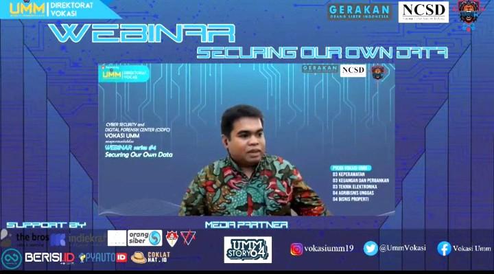 Bahaya mengintai jika data bocor. Hal itu diungkapkan oleh Komunitas Surabaya Hacker Link (SHL) David Surya, Sabtu (10/7/2021).
