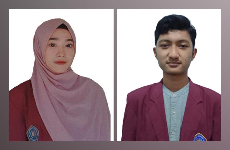 Della Vista Amelina dan Wahyu Fitroh Alam, Dua Mahasiswa Umla yang Lolos Program Transfer Kredit Internasional (Sulistiyowati/PWMU.CO)