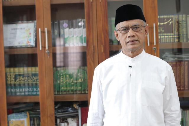 Haedar Nashir : Lima virus pendidikan telah mengikis identitas nasional (Affan Shafani Adam/PWMU.CO)