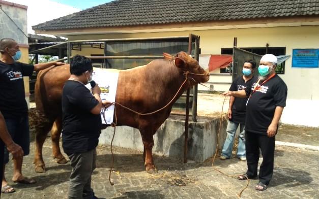 Lazismu proses kurban kemasan 14 milyar rupiah. Pemrosesan daging kurban menjadi RendangMu dilaksanakan di PT Surya Jaya Abadi Perkasa Probolinggo.
