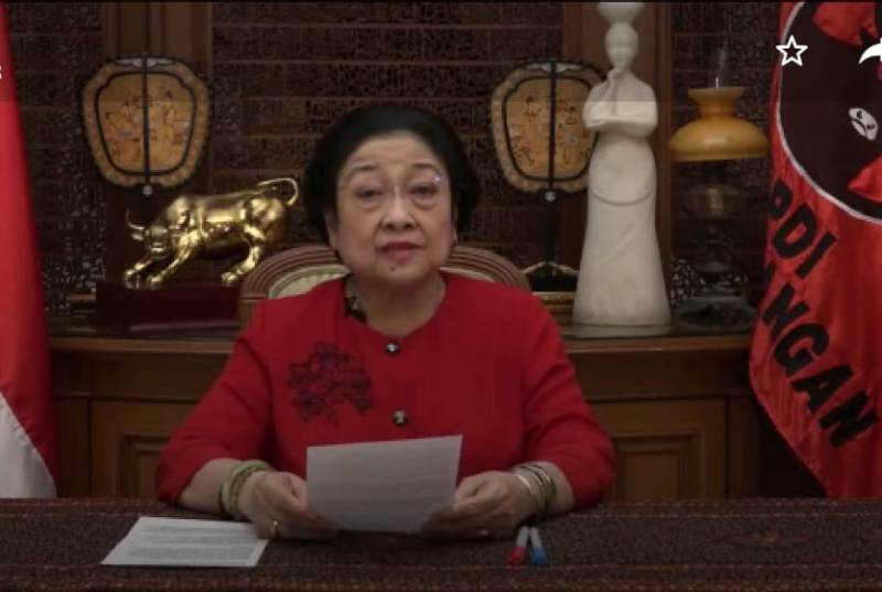 Pidato Megawati