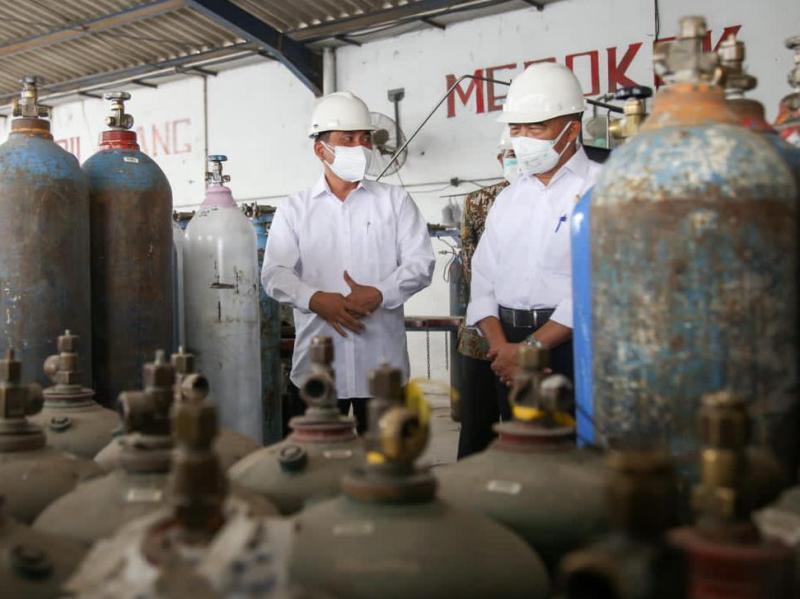 Pabrik oksigen