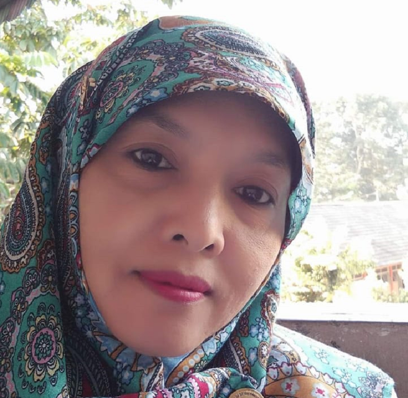 Retno Endah Sawitrie, yang sehari-hari sebagai guru di SMA Negeri 1 Mlati, Sleman, cerita dan berbagi pengalaman ketika bergelut dengan Covid-19 di ruang isolasi.