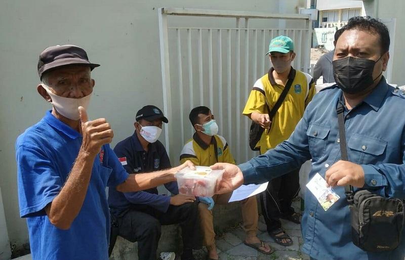 Smamda Surabaya menyembelih 20 hewan kurban dalam kegiatan Idul Adha, Rabu, (21/7/21) mulai pukul 07.00-11.30 WIB di halaman utara sekolah.