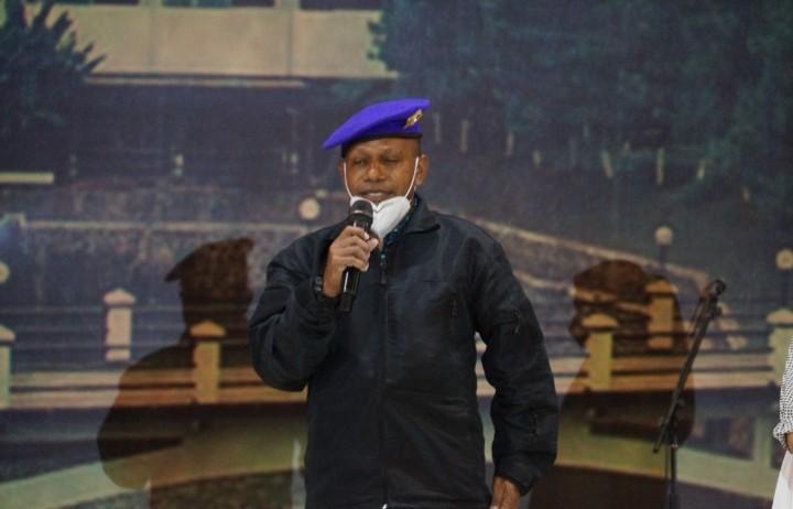 Wabup Kaimana Papua ternyata dulunya Resimen Mahasiswa (Menwa) UMM. Dia adalah Hasbulla Furuada alumnus Fakultas Pertanian dan Peternakan UMM.