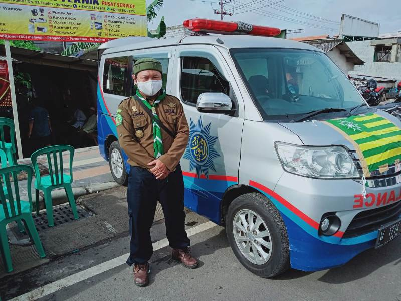 Sopir ambulans