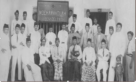 Sukarno dan Muhammadiyah Bengkulu