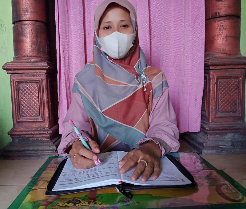 SDMuwri menggelar lomba Agustusan secara online disampaikan Nur Fadliyah Fidzinilah SPsi, Kamis (12/8/21).