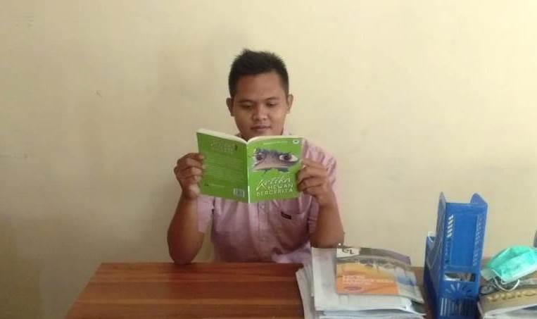 """Menggali hikmah dari buku """"Ketika Hewan Bercerita"""", sebuah karya Samsul Arifin MPd, guru MTs Muhammadiyah 2 (Muda) Kedungadem, Bojonegoro."""