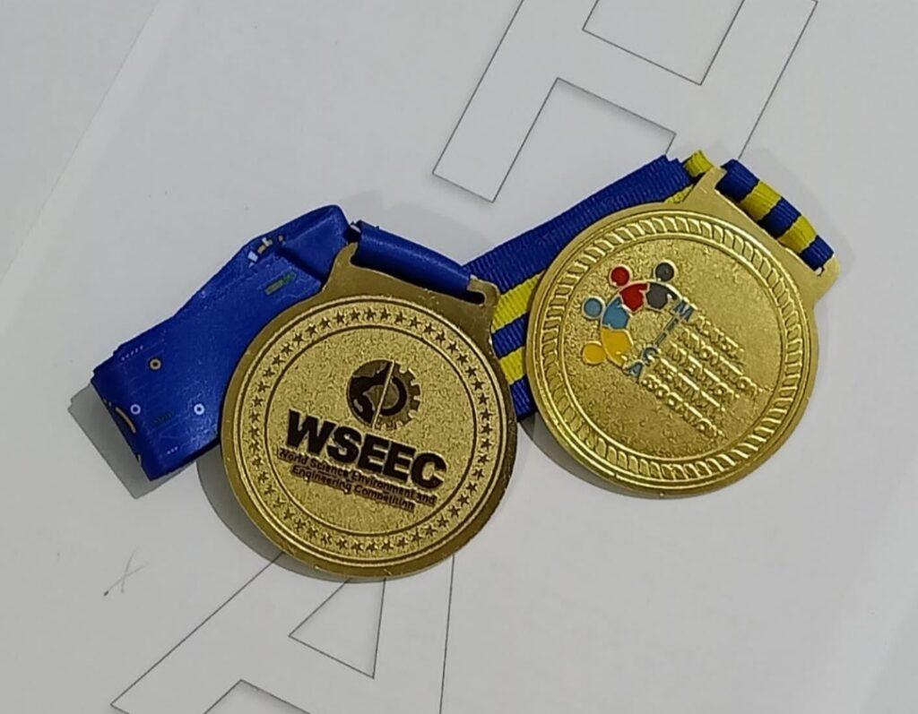 Tetap berprestasi di kala pandemi, Smamda Raih 6 Kejuaraan dan 18 Medali, baik nasional maupun internasional medio Juni-Juli 2021.