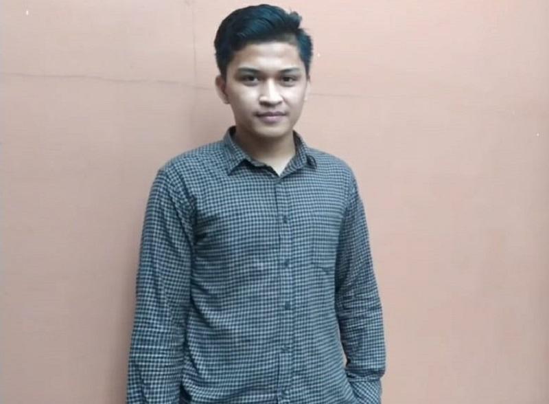 Anak TKI Ini masuk Universitas Gadjah Mada (UGM) dan menjadi finalis Indonesian Youth Icon  (IYI) Tingkat Nasional 2021. Dia adalah Moh Heriswang yang lahir di negara bagian Sabah-Malaysia.