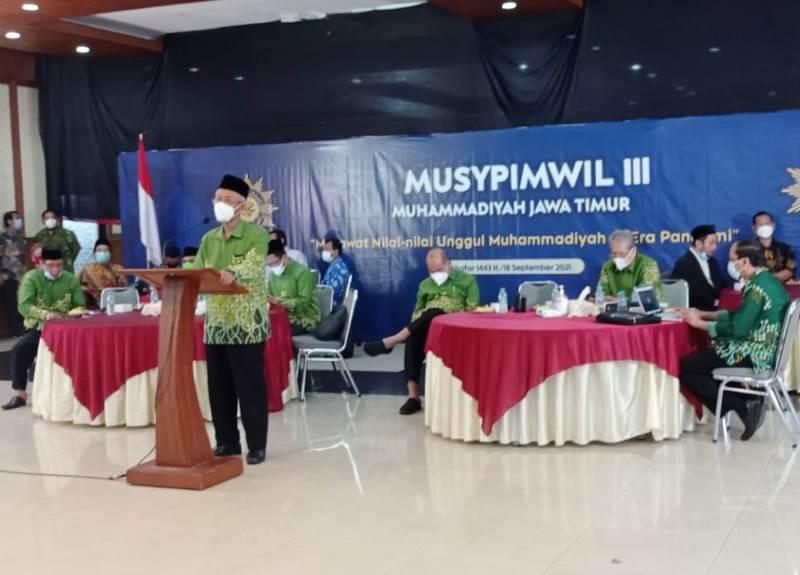6 keputusan Musypimwil