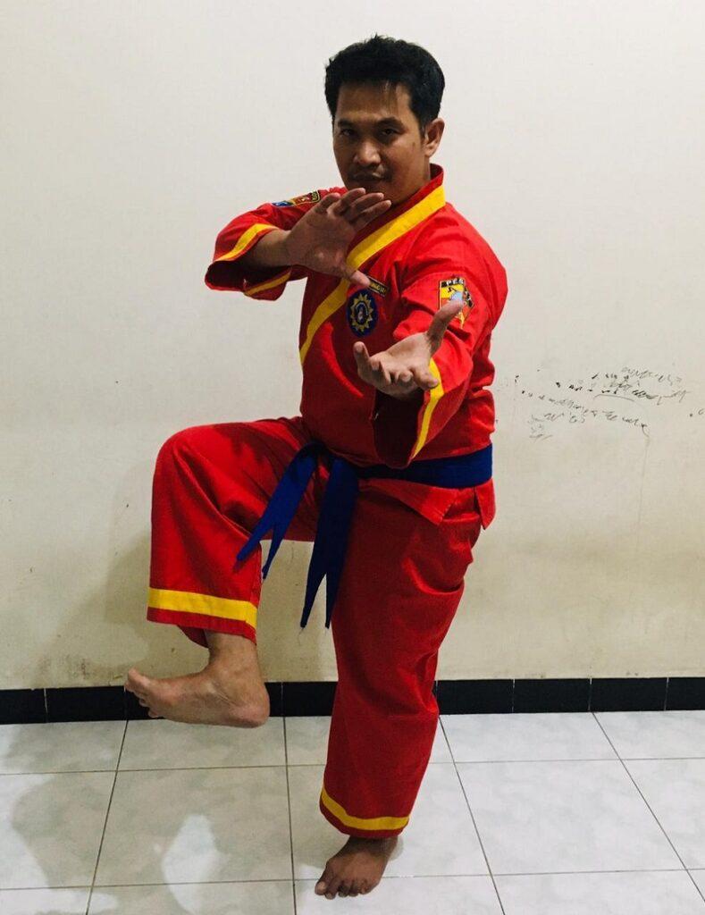 Pimwil II Tapak Suci Jawa Timur mengirim 5 atlet di Pekan Olahraga Nasional (PON) XX di Papua yang dilaksanakan 6 sampai 14 Oktober 2021.
