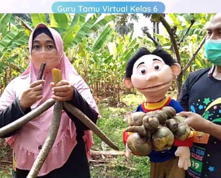 Guru tamu virtual