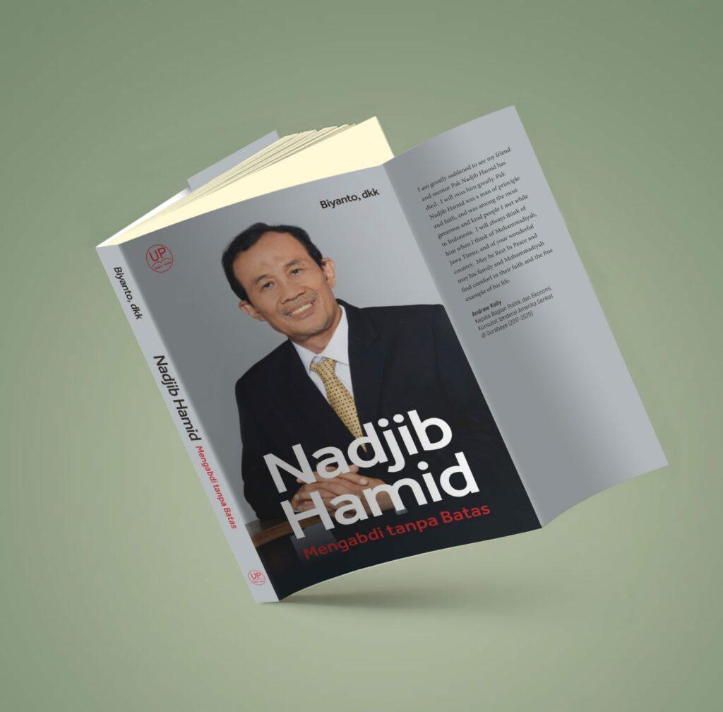Menyambut peluncuran buku Nadjib Hamid