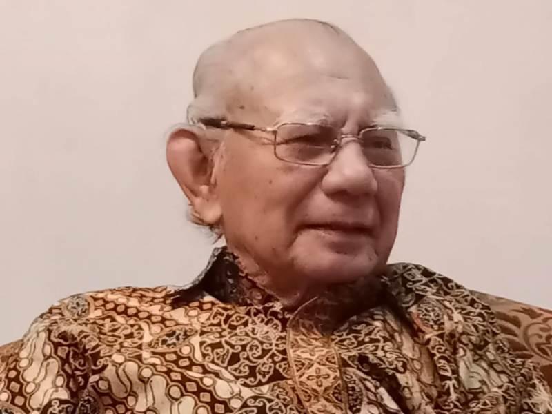 Pesan Prof Emil Salim
